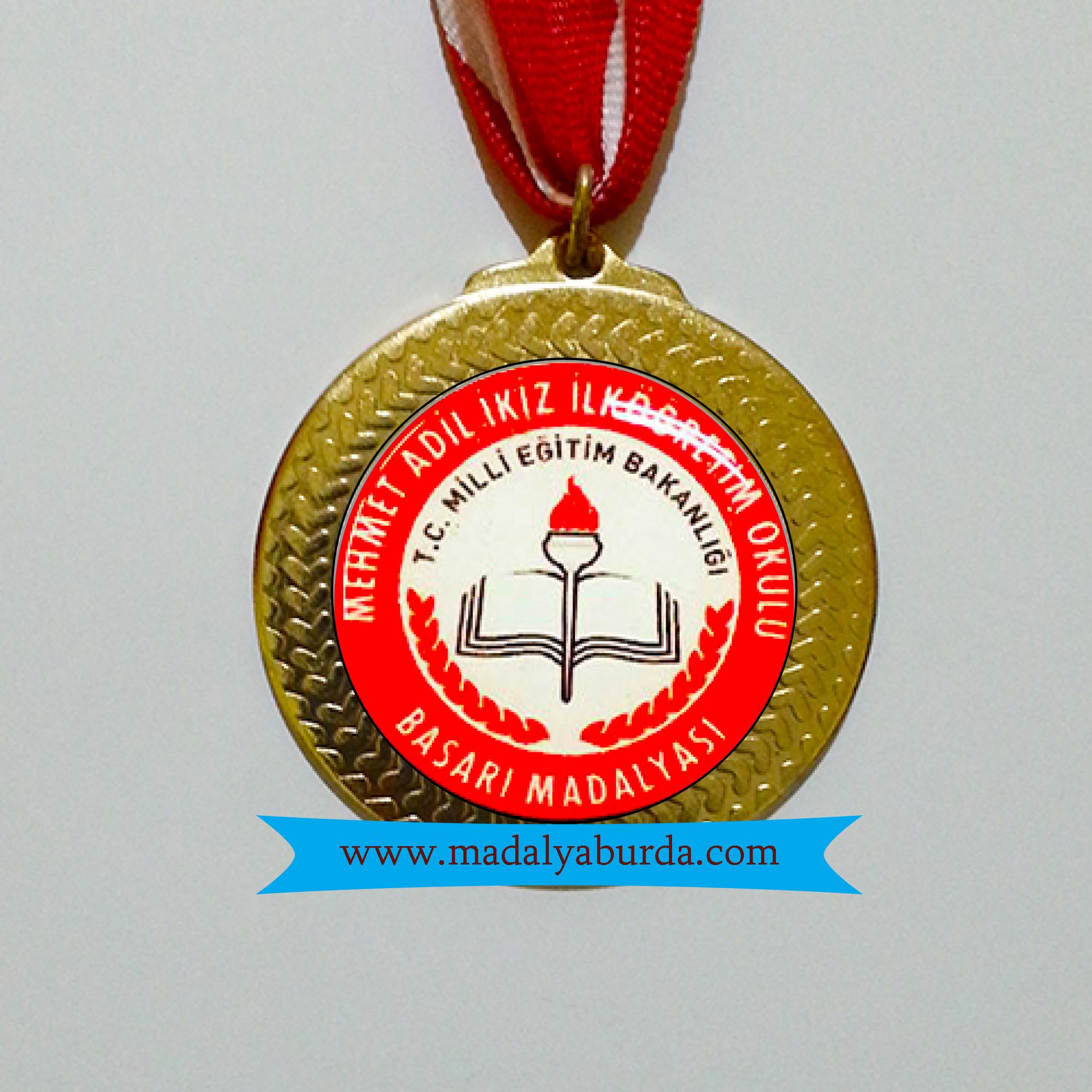 başarı madalyaları