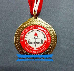 başarılı madalyası