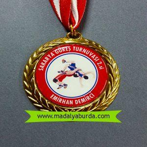 güreş madalya