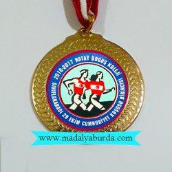 koşu-madalya