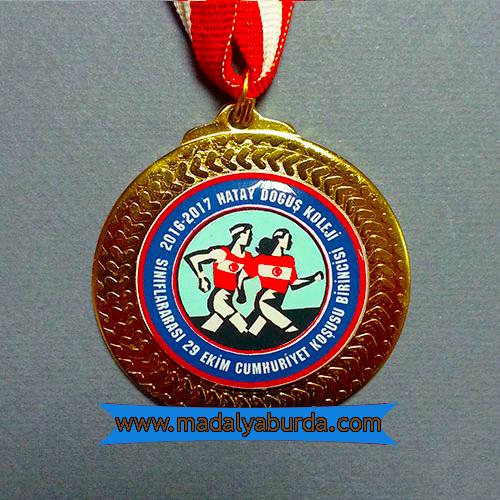 koşu madalyaları