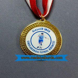 futbol madalyası
