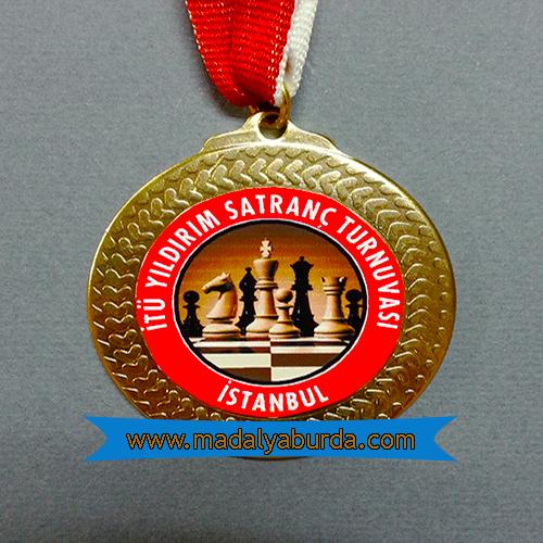 satranç madalya örneği