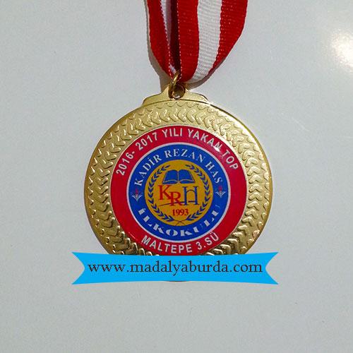 okul etkinliği madalyası