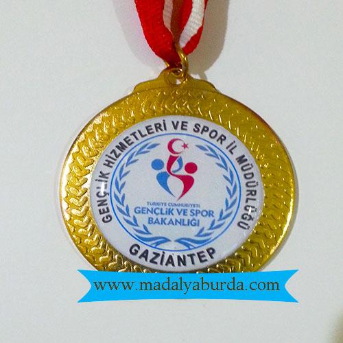 sporcu madalyası