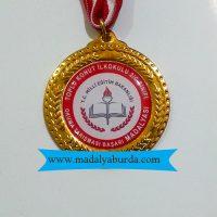 okuma-yarışması madalyası