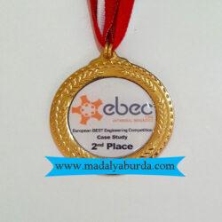 özel logolu madalya