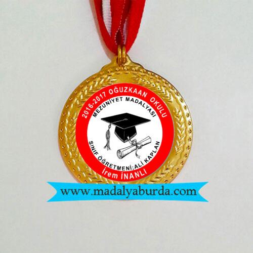 mezuniyet madalyası