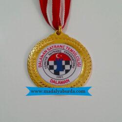 satranç-turnuva madalyası