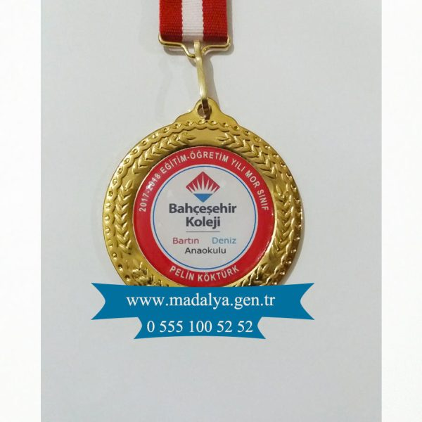 anasınıfı madalyası