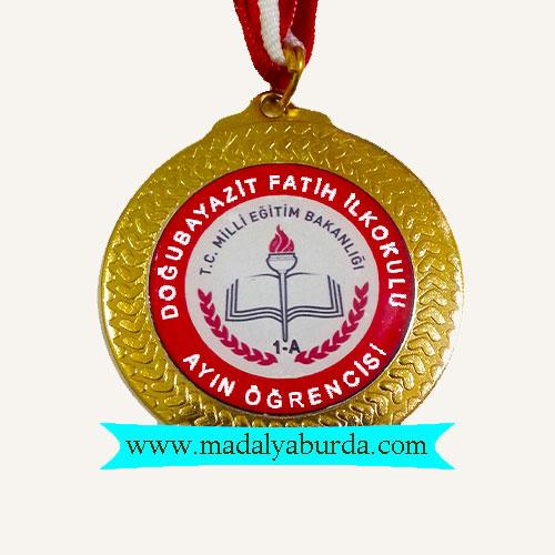 ayın-öğrencisi-başarı madalyası