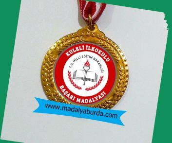 başarı madalya örneği