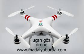 uçan göz drone