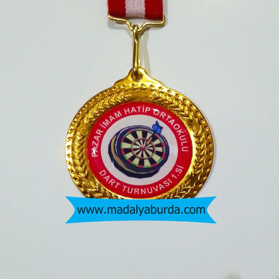 dart-turnuva-madalyası