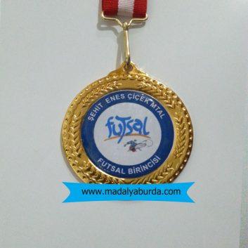 futsal-turnuvası-madalyası