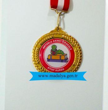 kitap-kurdu-madalya-örneği