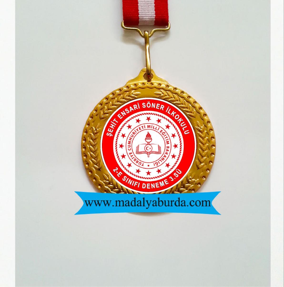 madalya-deneme sınavı ödülü
