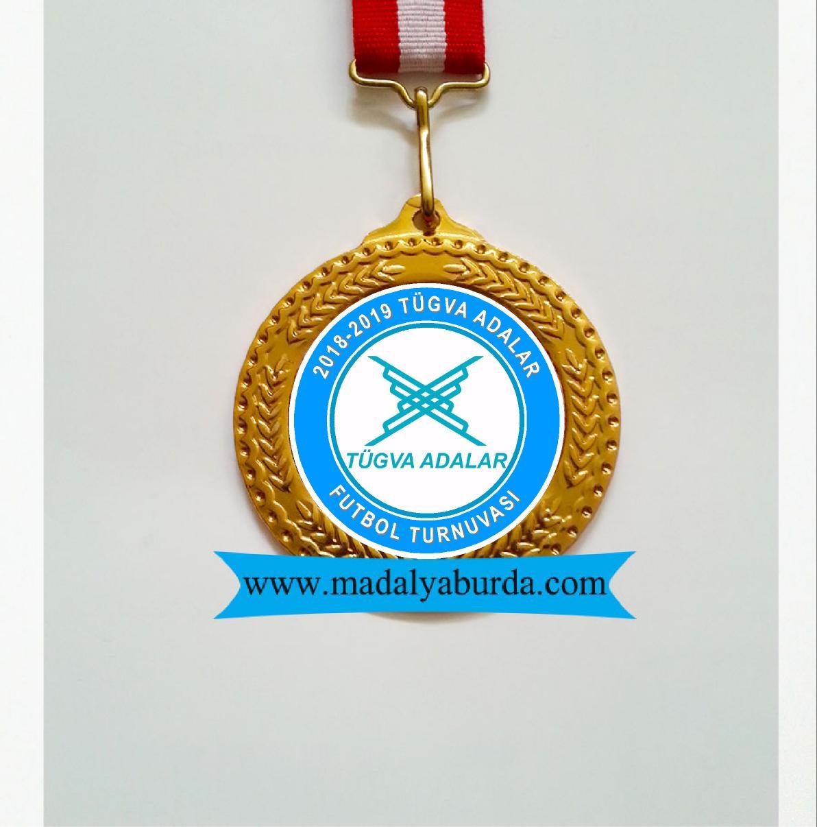 tügva yaz okulları turnuva madalyası