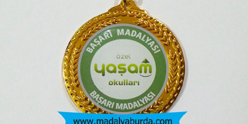 özel okul başarı-madalyası