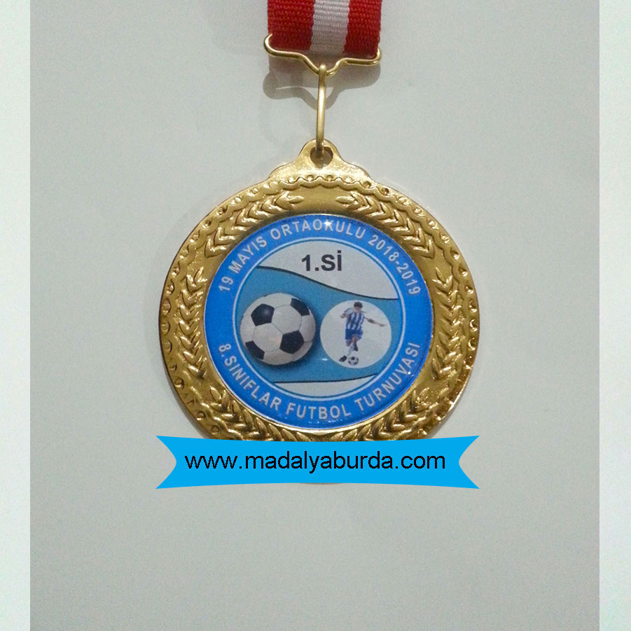 Sınıflar arası turnuva madalyası