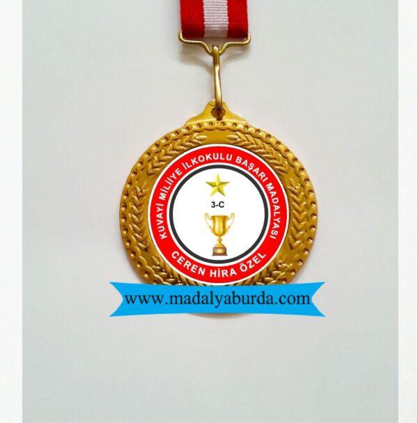başarı madalyası