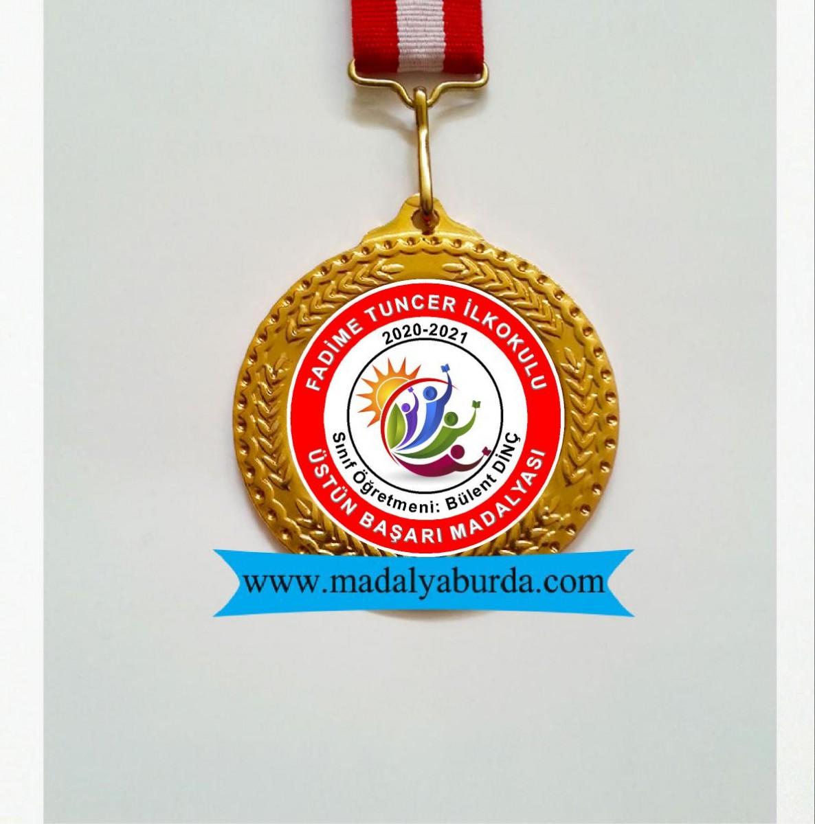 Üstün Başarı Madalyası