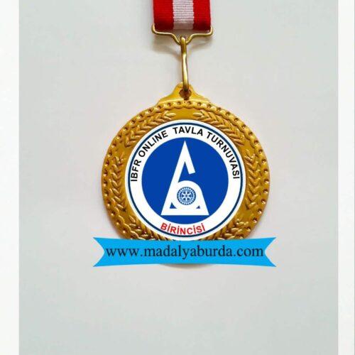 tavla turnuva madalyası